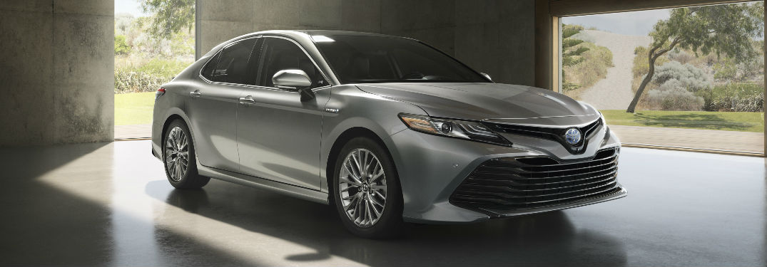 What's new on the 2018 Camry
