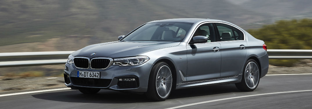 What's new on the 2017 BMW 5-Series