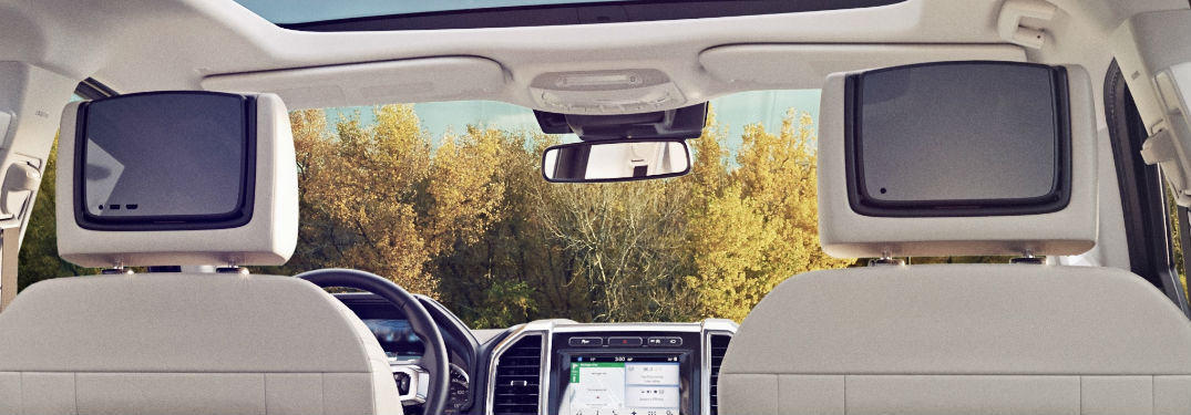 2018 Ford Expedition Live TV availability