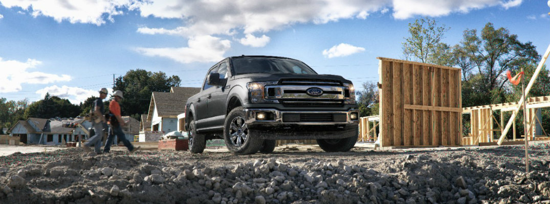 2018 Ford F-150 photo gallery