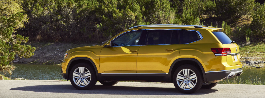 Vw Atlas Towing Capacity >> How Much Can The New Volkswagen Atlas Tow