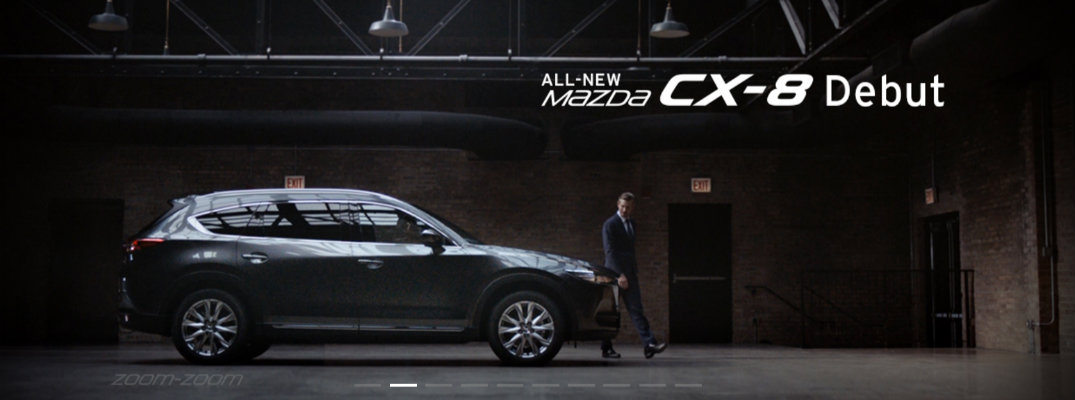Is The 2018 Mazda Cx 8 Coming To The U S