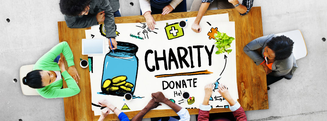 What to do before you donate to charity