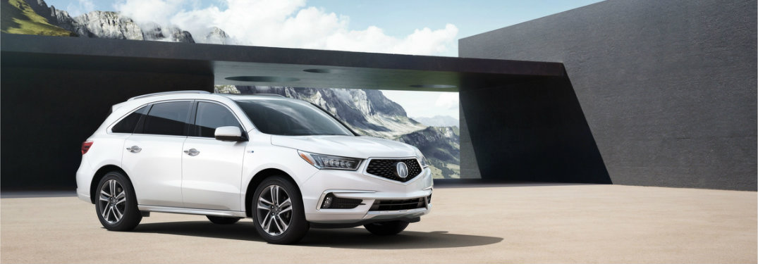 How Safe Is the 2017 Acura MDX?