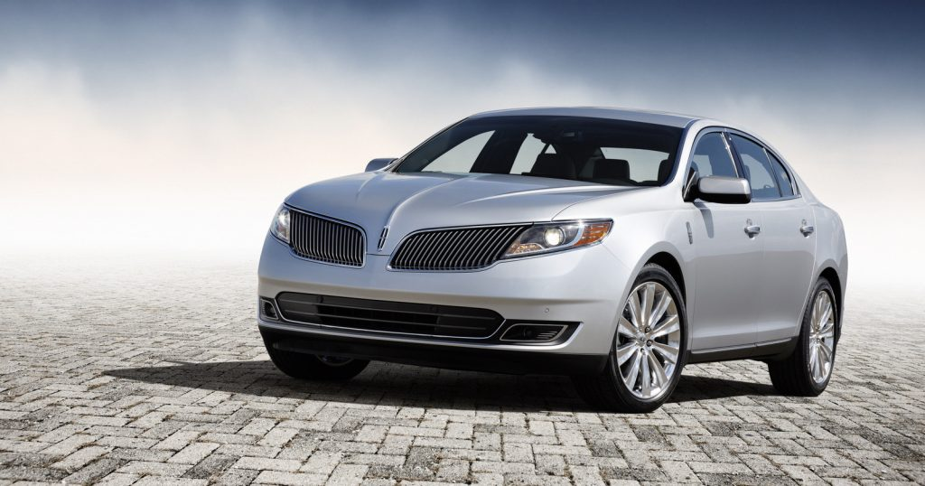 2013 Lincoln MKS Luxury