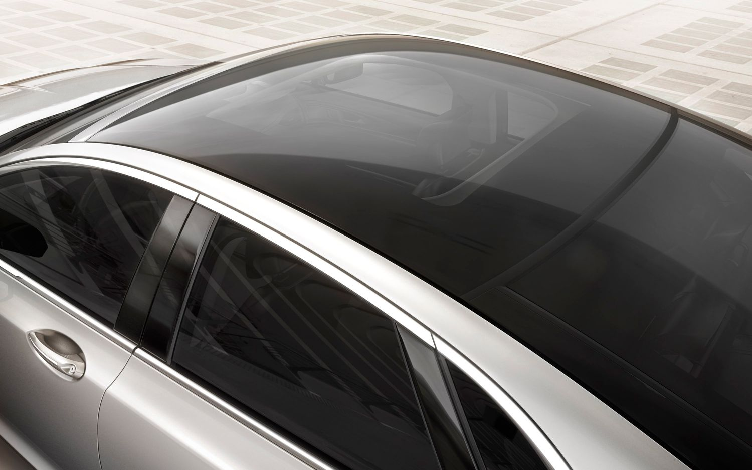2013 Lincoln MKZ Sunroof