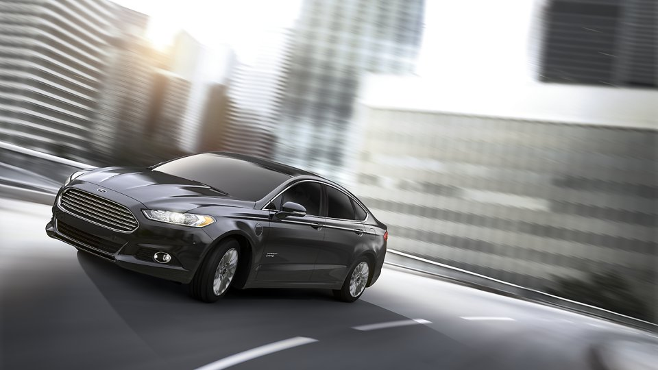 focus or fusion which one is right for you - 2015 Ford Fusion Hybrid Black