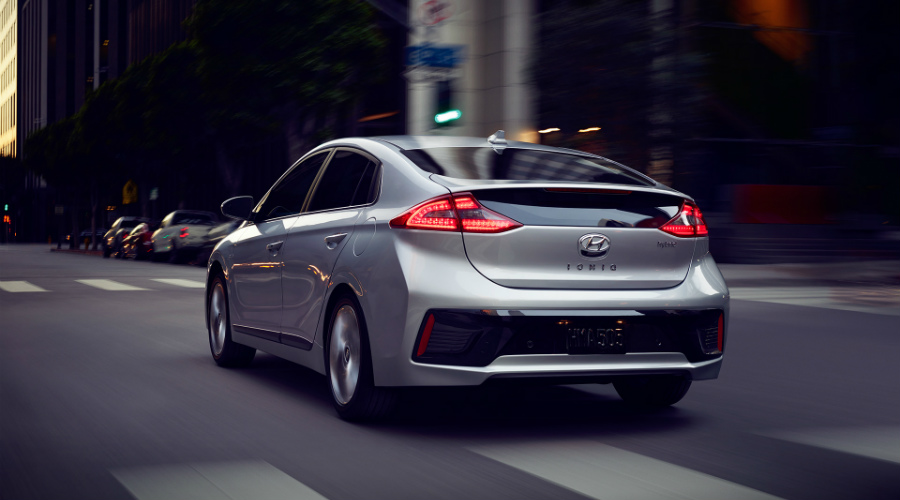 What did hyundai bring to the washington dc auto show for Washington dc department of motor vehicles