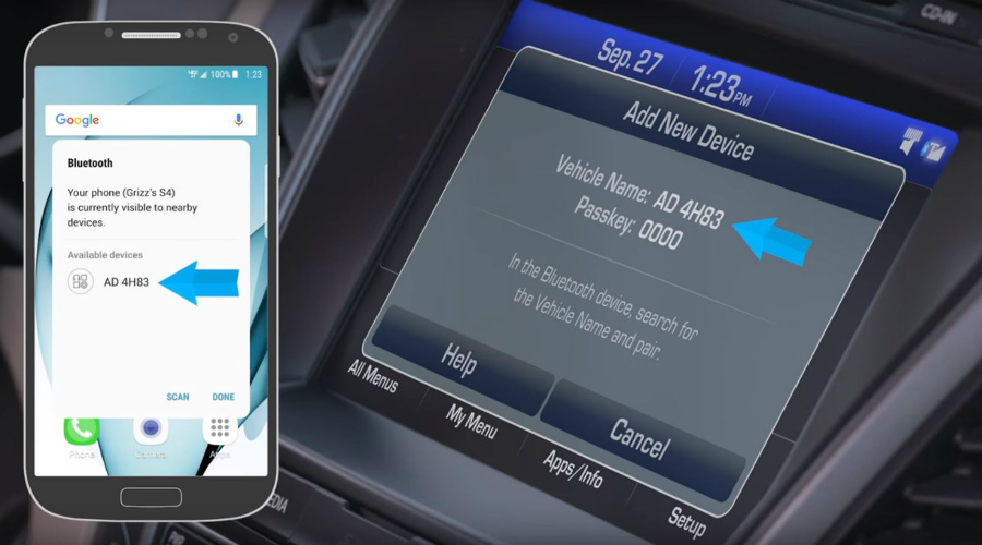 How to Connect an iPhone or Android Phone to Hyundai Bluetooth