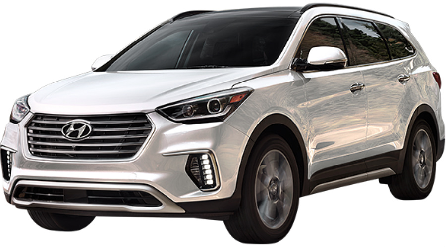 Apple Valley Hyundai >> Color Options for the 2017 Hyundai Santa Fe