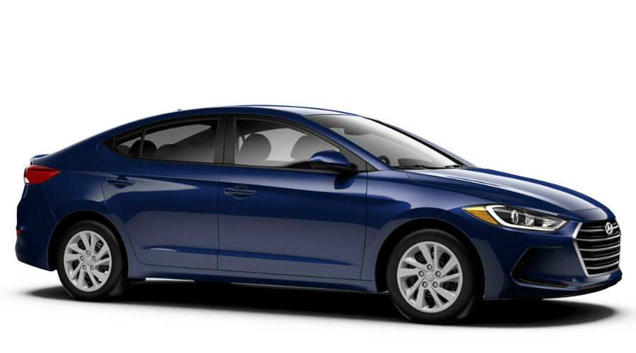 Elantra 2017 Silver >> What Colors Does the 2018 Hyundai Elantra Come in?