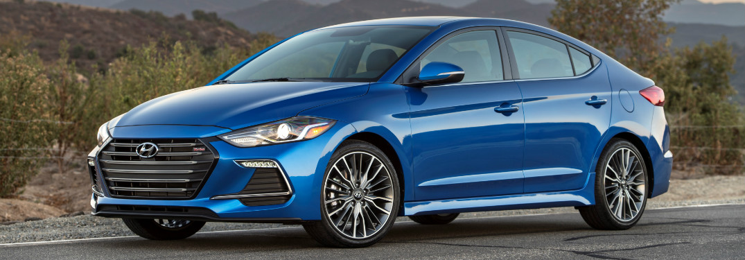 Hyundai Elantra Colors 2016 >> Hyundai Elantra color options for 2017