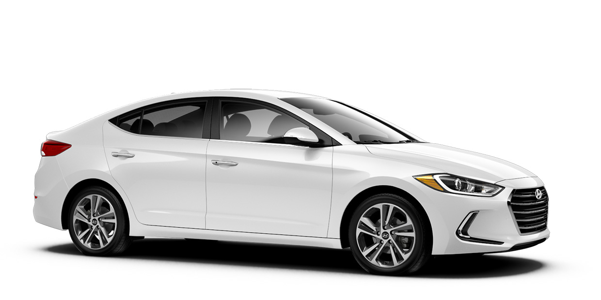 Hyundai Elantra color options for 2017