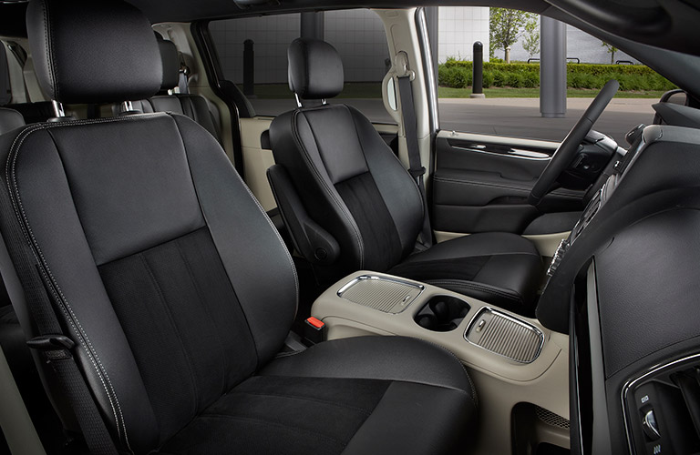 2017 Dodge Grand Caravan Cargo Volume And Specifications