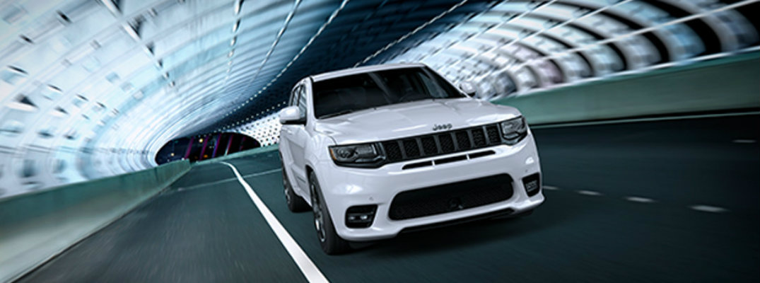 2017 Jeep Grand Cherokee engine options and performance