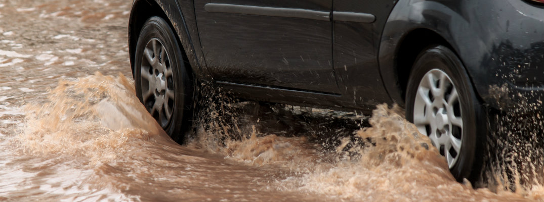 How to prevent your car from hydroplaning