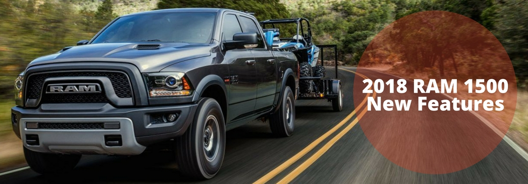 2018 ram 1500 best new features engine options