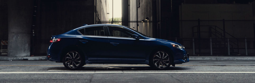 How big is the Acura ILX?