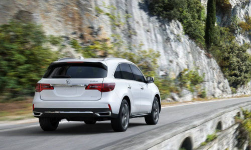 Compare The Capabilities Of The Acura MDX Against Top Competitors - Tow hitch for acura mdx