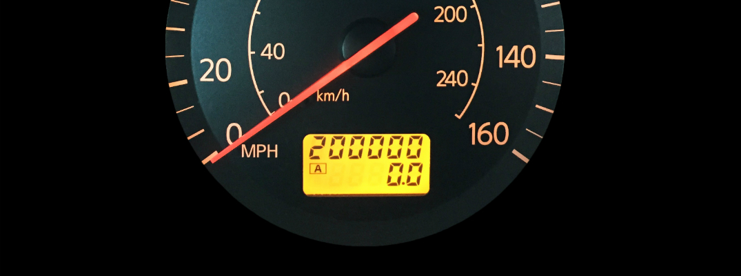 3 Maintenance Tips for Your High Mileage Vehicle Odometer