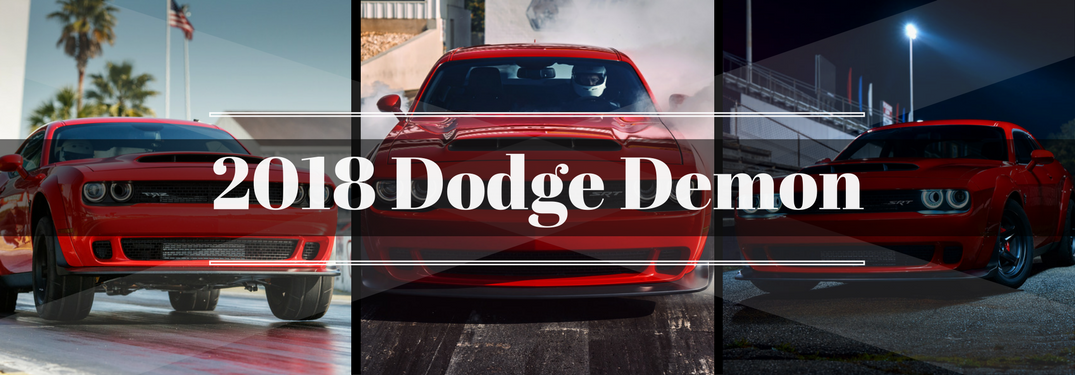 2018 chrysler demon. Unique 2018 How Much Will The 2018 Dodge Challenger SRT Demon Cost Throughout Chrysler Demon