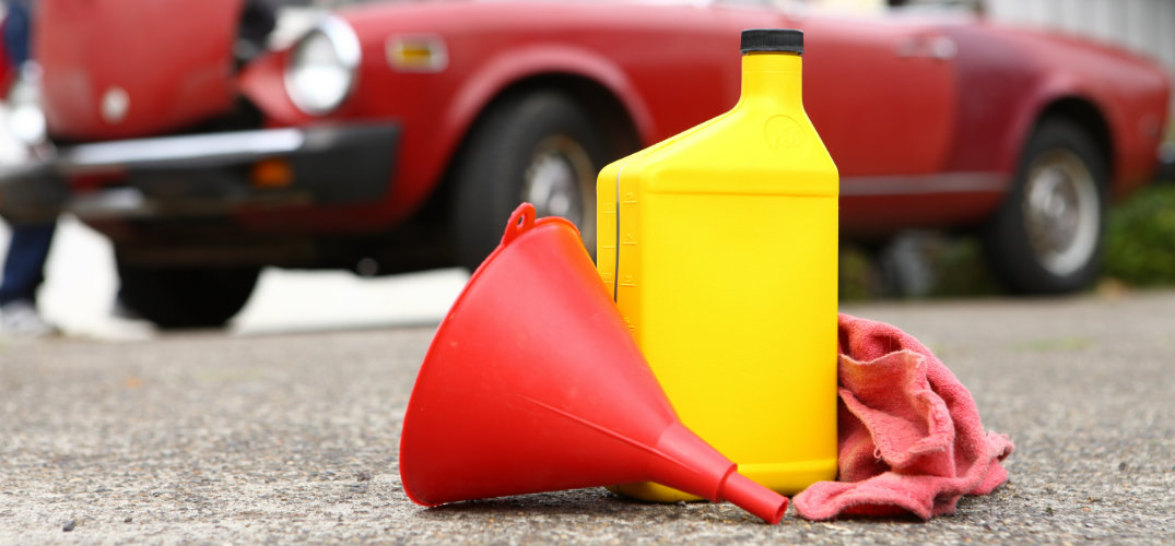 What Oil Should I Put in My Car?