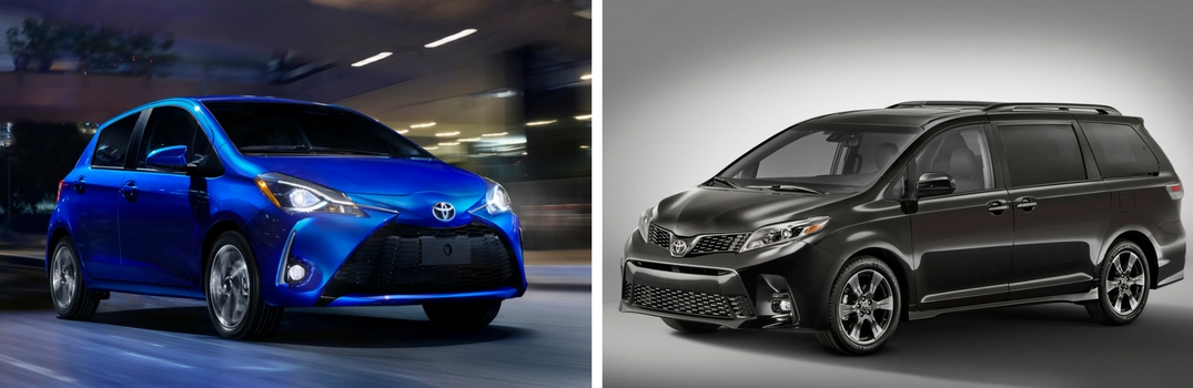 Toyota Features Updates on Two Popular Vehicles for 2018 Model Year