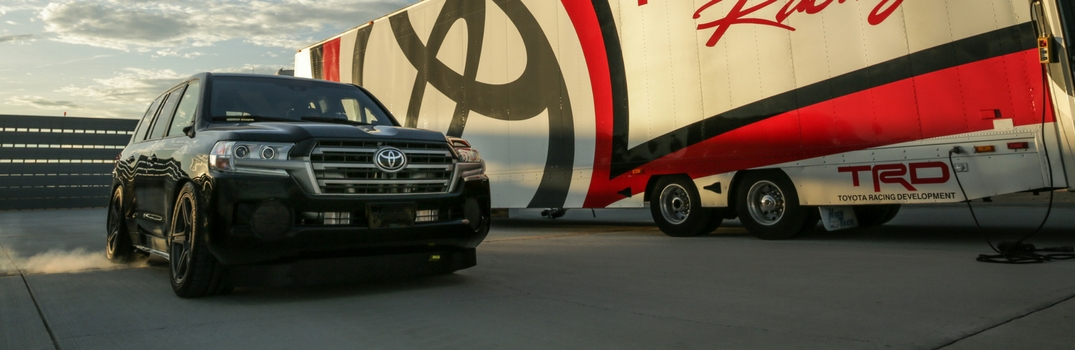 """""""World's Fastest SUV' Title Goes to the Toyota Land Cruiser"""