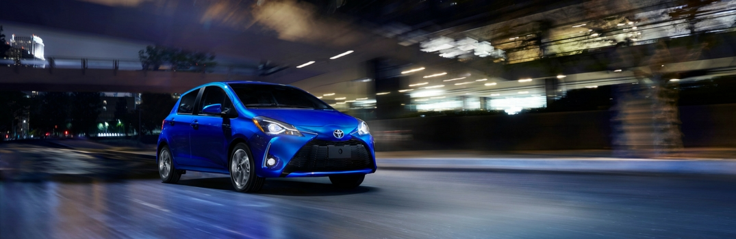 The new Yaris Hatchback Gets Big Updates Without Much of a Price Increase for 2018
