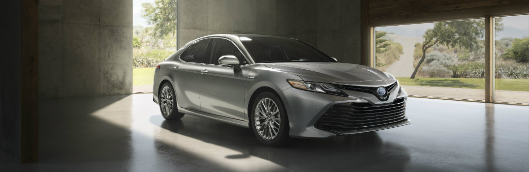 Michael Toyota Says Hello to the Brand-New 2018 Toyota Camry