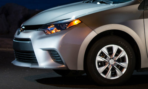 What Is The Recommended Tire Pressure For The 2016 Corolla