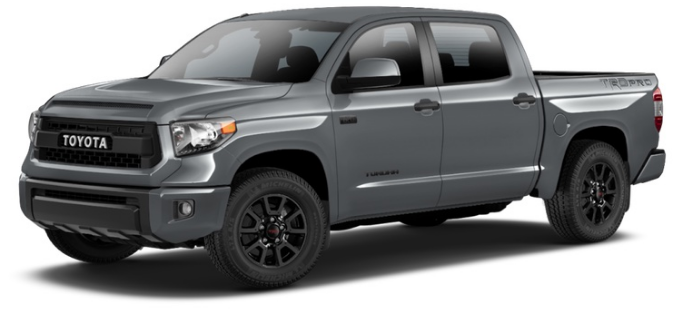 2017 toyota tundra color options. Black Bedroom Furniture Sets. Home Design Ideas