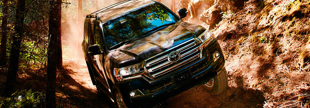 5 Facts about the 2017 Toyota Land Cruiser