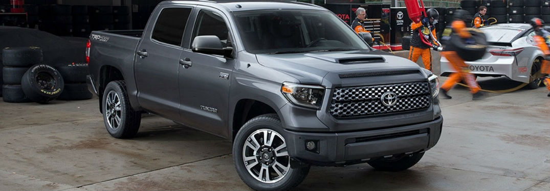 2018 Toyota Tundra Towing Capacity and Cargo Volume