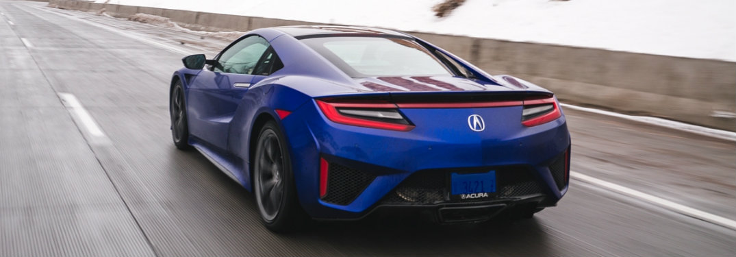 Top 5 Instagram Pictures of the Acura NSX