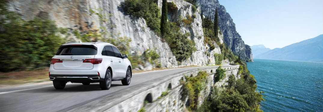 What's included with the 2017 Acura MDX Hybrid Package_o