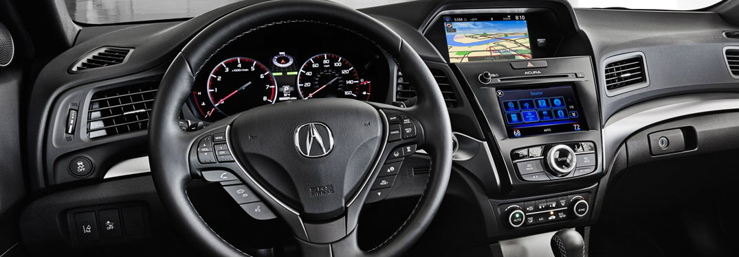 What do Acura dashboard warning lights mean?