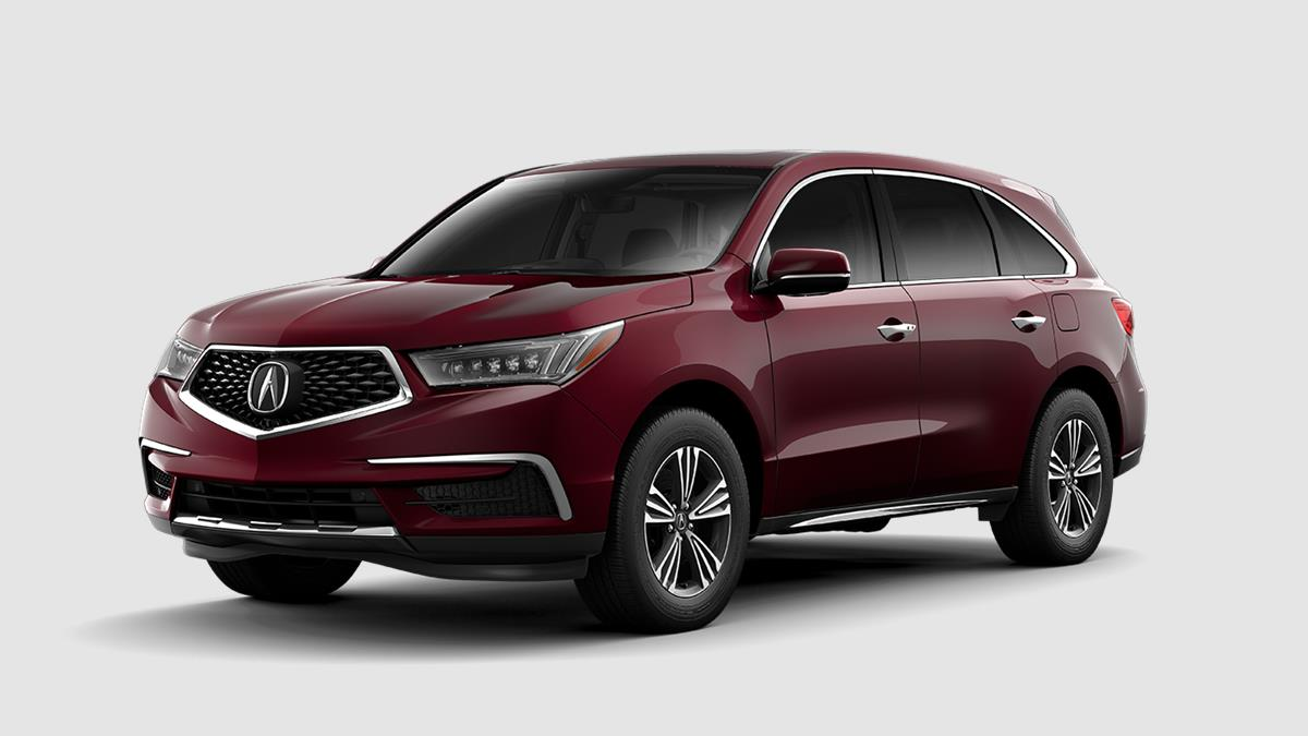 Crv 2017 Modern Steel Metallic >> 2018 Acura MDX Color Options