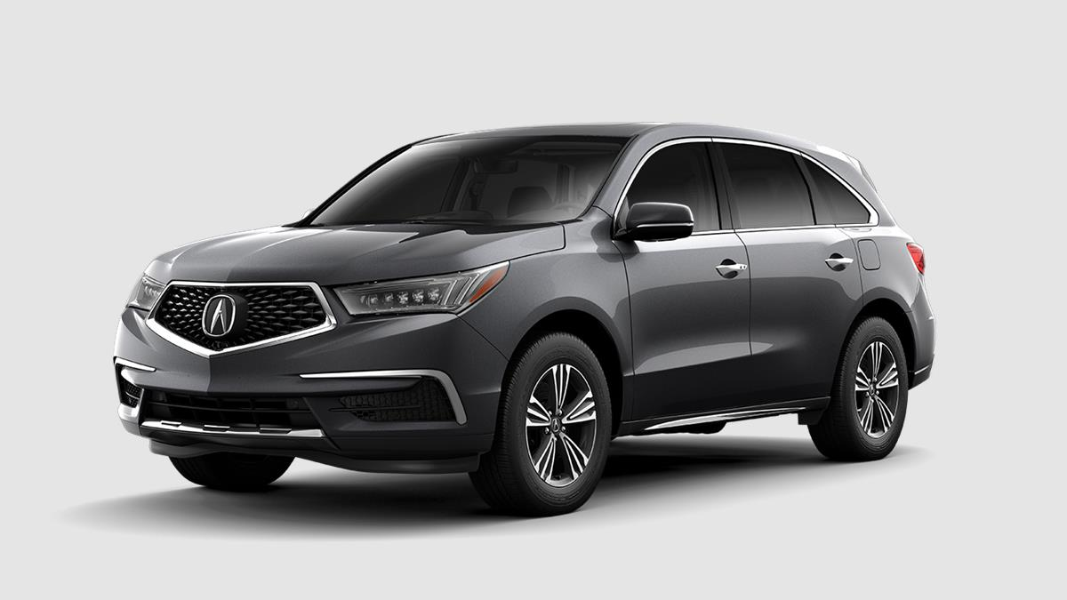 2018 acura mdx color options. Black Bedroom Furniture Sets. Home Design Ideas