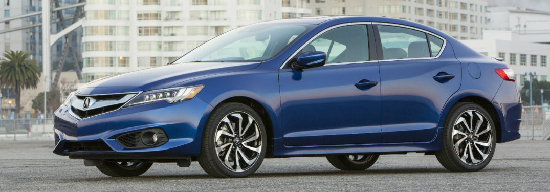 2017 Acura ILX power and performance