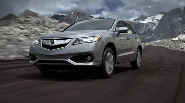 Exterior Color Options Acura RDX - In acura com