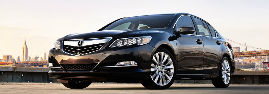 What does P-AWS stand for in Acura models