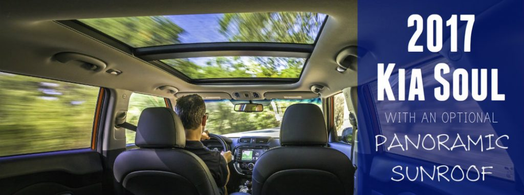 Does The Kia Soul Have A Sunroof