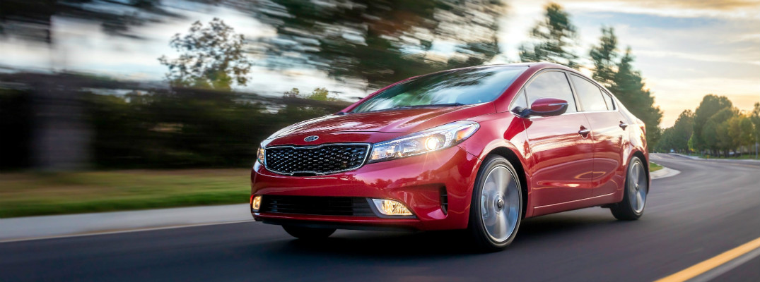 How fuel efficient is the 2017 Kia Forte?