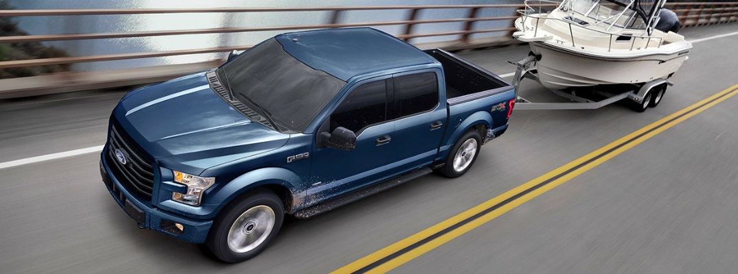 2017 Ford F-150 features and specifications