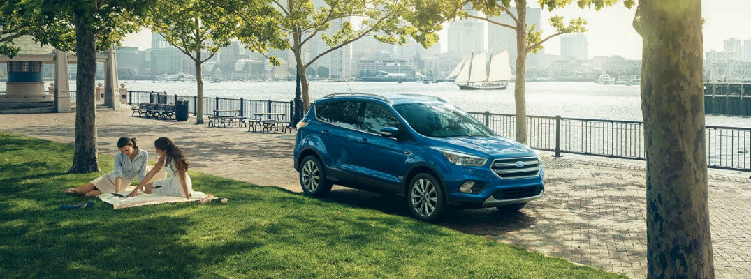 2017 Ford Escape available engine options