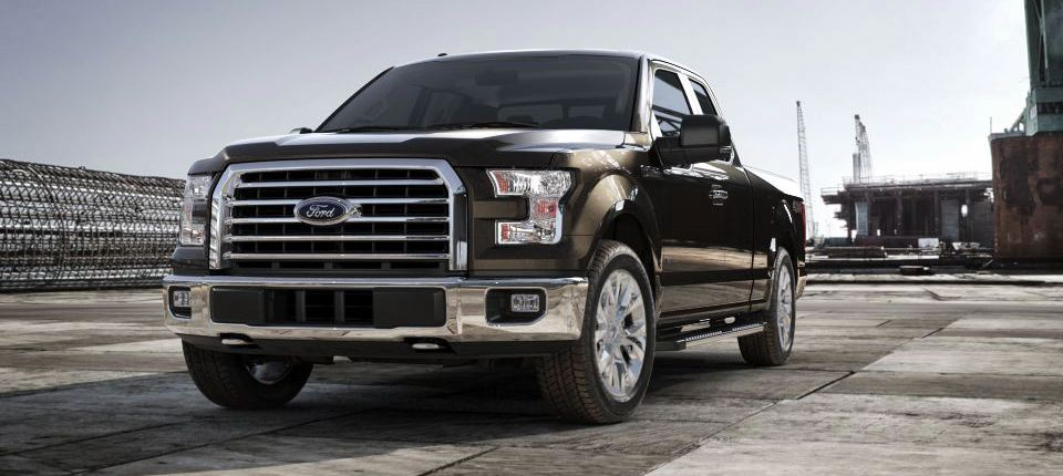 2017 Ford Truck Colors >> 2017 Ford F 150 Available Color Options