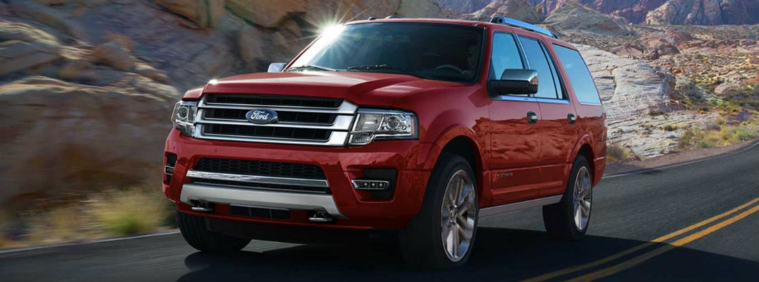 2017 Ford Expedition cargo volume and overall performance