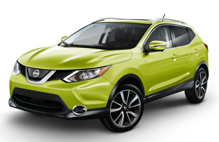 2018 Nissan Rogue >> What colors are available for the 2017 Nissan Rogue Sport?