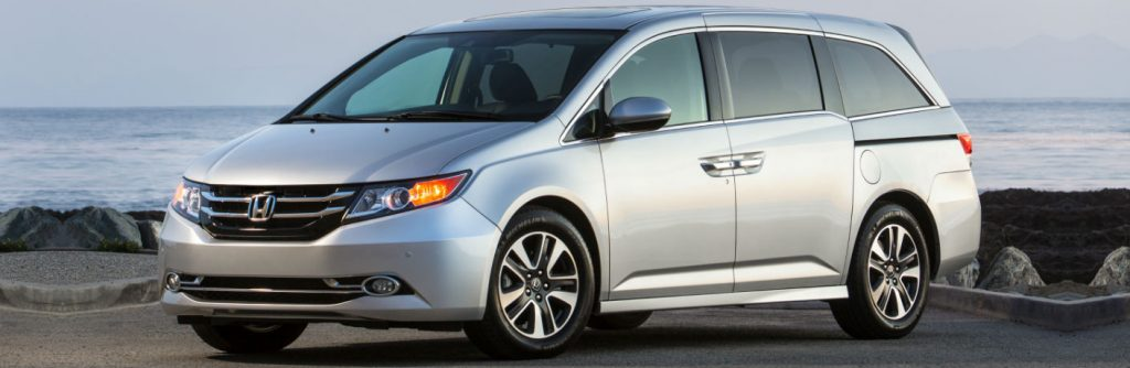 2017 Honda Odyssey Trims and Pricing (MSRP)